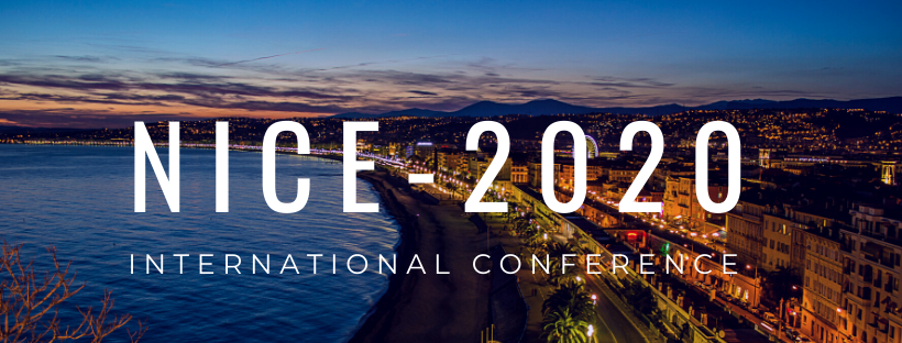 NICE – 2020 International Conference
